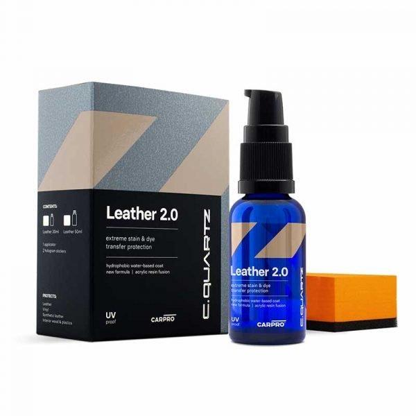 CARPRO CQuartz Leather 2.0