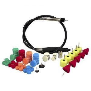 Krauss Micro Rotary Polisher Extension Set