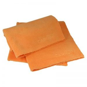 CARPRO 2 Face No Lint Microfiber Towel
