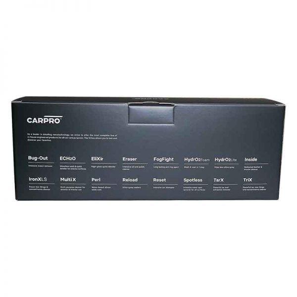CARPRO Cube Box Samples Kit