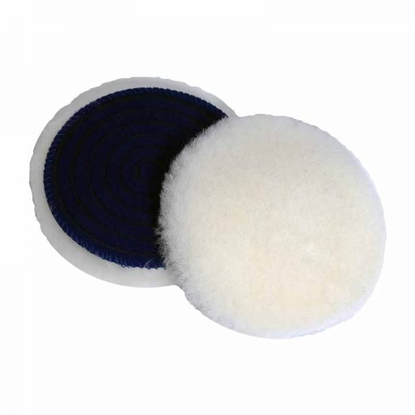 CARPRO Merino Wool Polishing Pads 5 inch