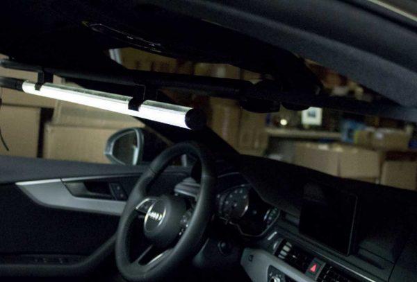 Interieur en Motorkap Lamp LED