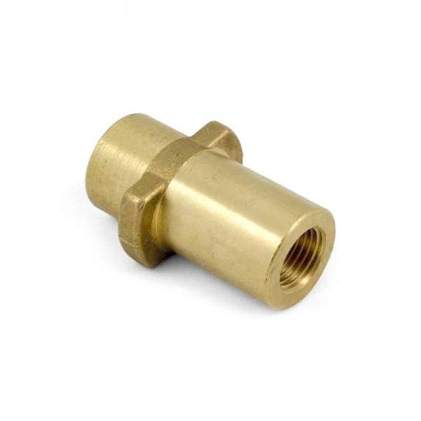 Karcher K Serie Messing Koppeling Adapter Bajonet