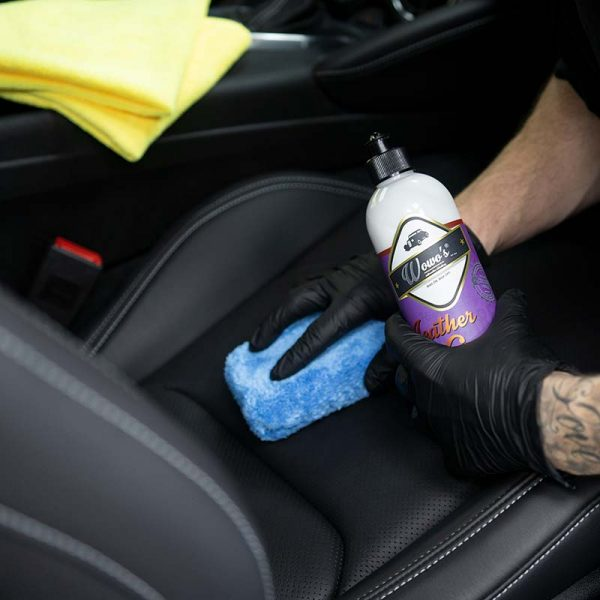 Auto Leder Onderhoudsset - The Rag Company