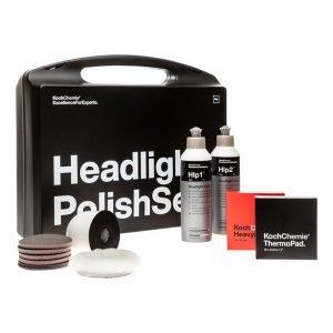 Koch Chemie Headlight Polish Set