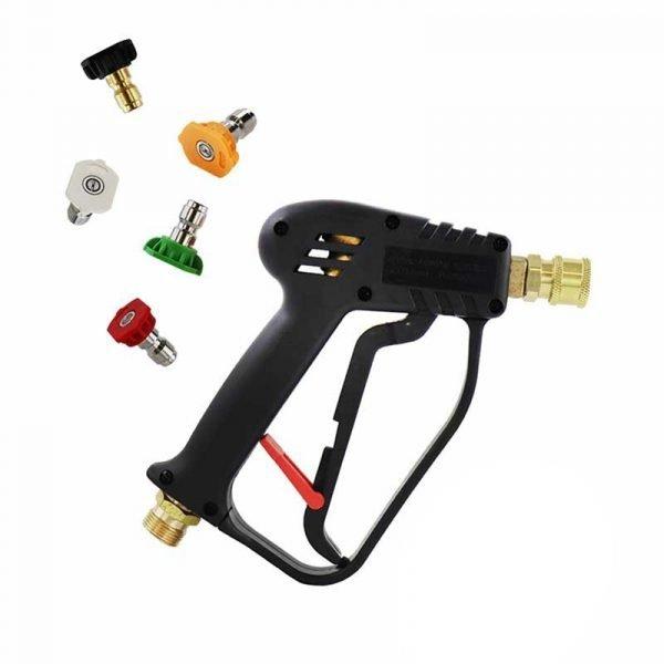 CARDETAIL Short Gun Quick Release & Nozzle Kit