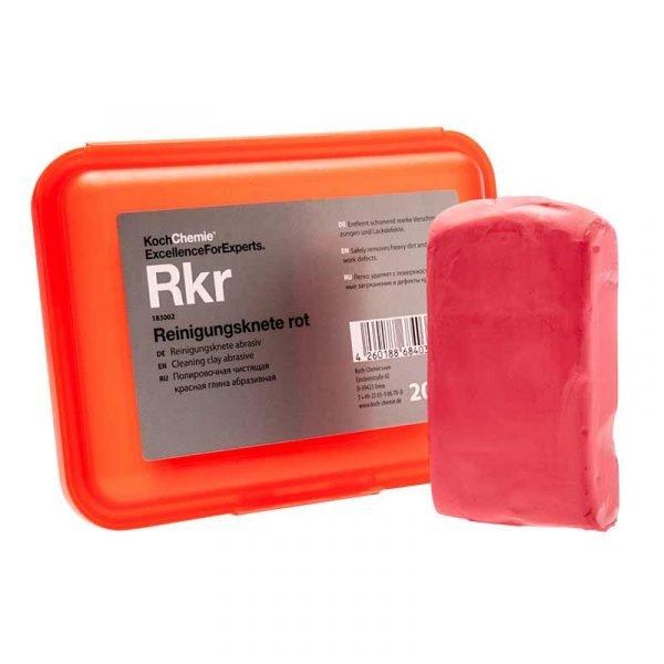 Koch Chemie Reinigungsknete Rot