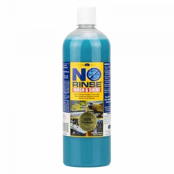 Optimum No Rinse Wash & Shine 946ml