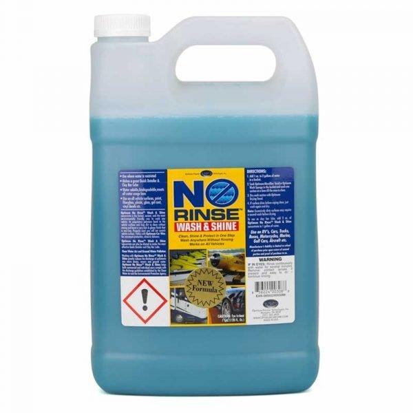Optimum No Rinse Wash & Shine Gallon 3800ml