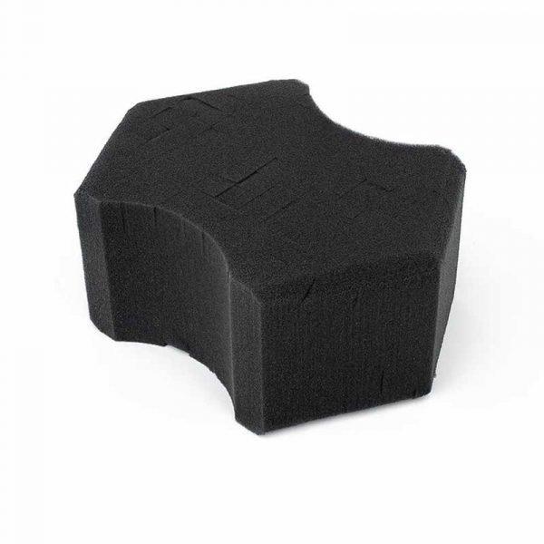 The Rag Company Ultra Black Sponge